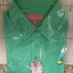 Tops - Masters Tournament short sleeve shirt, small